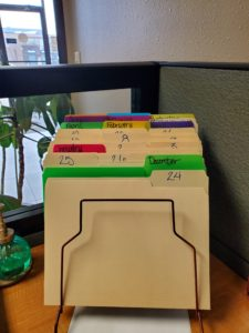 Folder system image