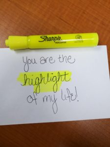 Love Puns highlighter pun