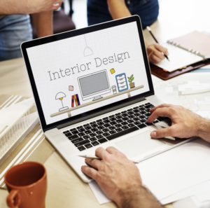 Designs for office and home office interiors